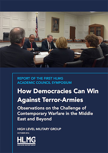How Democracies Can Win Against Terror-Armies